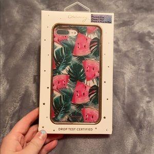 Watermelon iPhone 8 Plus phone case
